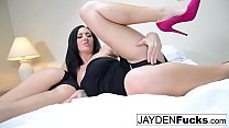 Jayden Jaymes White Sheets Solo
