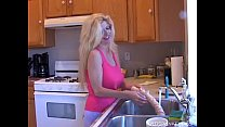 Download video bokep Busty old blonde spunker loves playing with her... 3gp terbaru