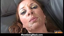 Your mother goes for a big black cock 9