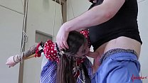 Image: Anal playtime for hot little puppet girl (Luna Lovely)