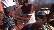 6153 extreme african outdoor fuck orgy preview