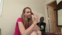 prfectgirl ⁃ Daddys girl takes huge black dick thumbnail