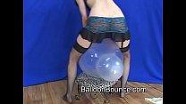 Balloon bounce clear