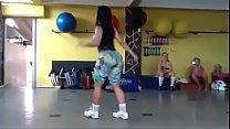 Hot Funkeira (Sabrina dancer of Mc Créu) 2