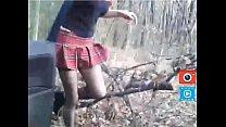 strip in mini skirt school girl and stockings i...