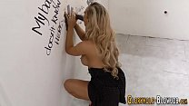 12381 Milf creamed at gloryhole preview