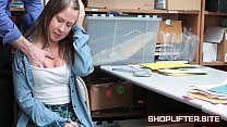 Shoplifting File Number 1526784 With Amateur Brooke Bliss video
