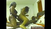 All Dat Azz Threesome Scene