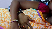 desimasala.co - Big boob aunty huge cleavage show navel kiss romance with young guy