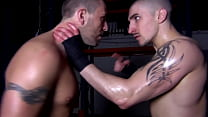 Trailer - Doryann Defeated and Subdued in Final Fight by Mathieu Ferhati | Gaysight.com