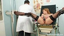 Screenshot Skinny MILF gyn o clinic exam by kinky doctor y kinky doctor
