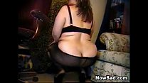 Big Cam Slut With Black Pantyhose On Vorschaubild