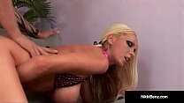 Penthouse Pet Nikki Benz Has Racoon Eyes As She Gets Fucked! صورة