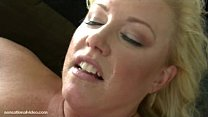 Chubby Head Nurse Zoey Andrews Takes Cock Deep in Her Ass preview image