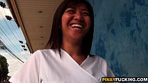 Asian Nurses Share A White Dick Preview