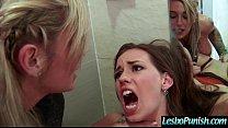 (kleio&madi) Hot Lez Girl Get Sex Toy Punish By Mean Lesbo mov-28