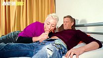 AMATEUR EURO - Euro German MILF Mandy Mystery Fucks Hard With German Stallion