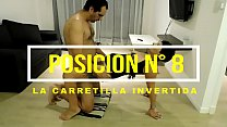 Kamasutra illustrated by PERLA LOPEZ AND HIS TWO HUSBANDS, the top 12 positions