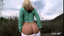Oiled ass Kimmy Olsen Preview
