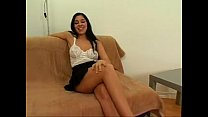 Hard anal fuck for a Mexican with a big ass