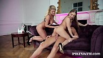 lucy thai blowjob, Private.Com Elegant Sluts In Anal Threesome thumbnail