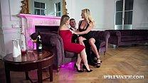 Private.com Elegant Sluts in Anal Threesome Preview