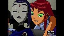 Teen Titans Jinxed (EroParadise.com.br)