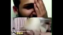 دختر ایرانی در لایو اینستا برای دوست پسرش ساک میزند صورة