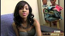 Ebony Cum Slut Hottie Bukkake Party 1 - Download mp4 XXX porn videos