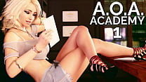 Download video bokep A.O.A. Academy #01 - Can't wait for the naughty! 3gp terbaru