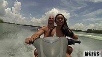 Teens Ride the Party Boat video starring Eva Saldana - Mofos.com