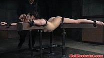 Endza Adair suffers masters harsh punishment