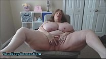 18437 BBW Granny Has The Biggest Natural Saggy Tits In USA preview