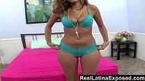 reallatina- Young Latina Pussy Drilled