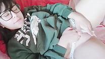 Amateur teen masturbating - Hana Lily