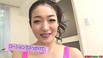 Ryu Enami mind blowing POV sex play at home - More at Japanesemamas com