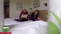 Hidden cam for fucking in a hotel room. RAF150 image