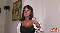 Blandine, a cougar who loves to fuck