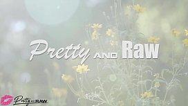 Pretty and Raw - Adria Rae first IR DP