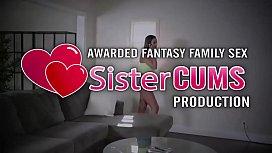 Sisters Do Cock Sucking for Money -  SisterCUMS.com
