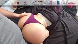 Nice Thick Juicy Booty Bouncin On Ma Dick Thong Fucking &amp_ Hairy Fetish