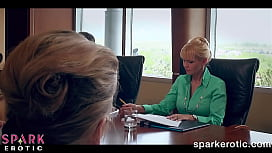 SPARK EROTIC &quot_MERGER&quot_ - TWO CEOS MERGE IN MORE WAYS THAN ONE!
