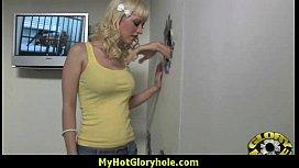 Sexy Wild Lady Deepthroats At Gloryhole 24