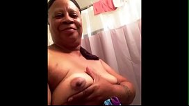 Mizz Lady M in the bathroom playing with that wet pussy!Pre
