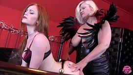 LACEYSTARR - Lesbian Boudoir Domination