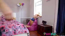 Tiffany Watson In Caught Sneaking Out