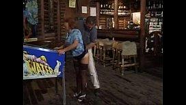 Granny BBW Ildiko The Bar Maid Hard Fucked