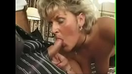 Mature, Married Claire in Hotel Room Gangbang