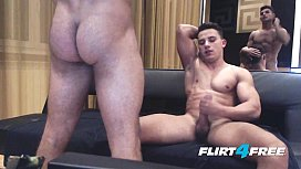 Ripped Muscular Bodies and Monster Cocks