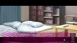 BUKKAKE hentai game 01